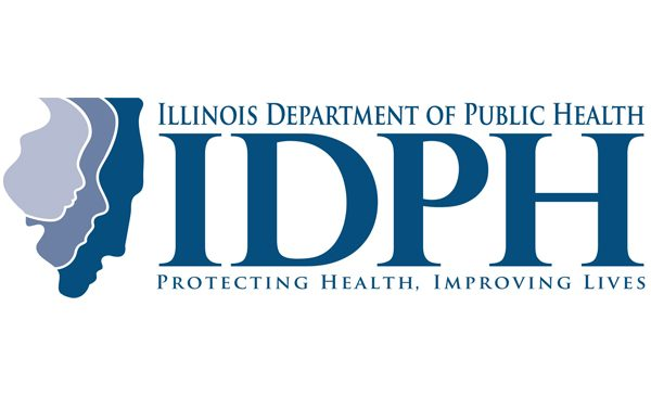 Logo of IDPH - Illinois Department of Public Health