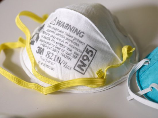 N95 Mask - for UIC fabrication and innovation